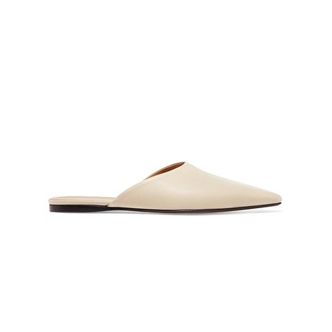 Giacomo Leather Slippers
