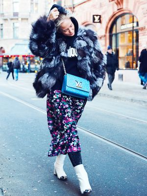 20 Genius Ways to Layer From Stockholm Fashion Week Street Style