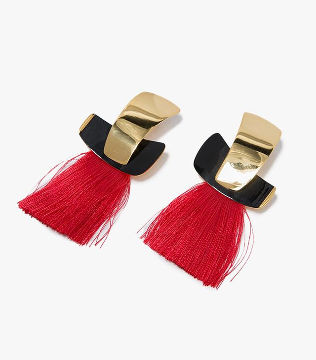 Need Supply Co. Totem Tassel Earrings