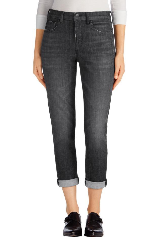 J Brand Sadey Straight Jeans