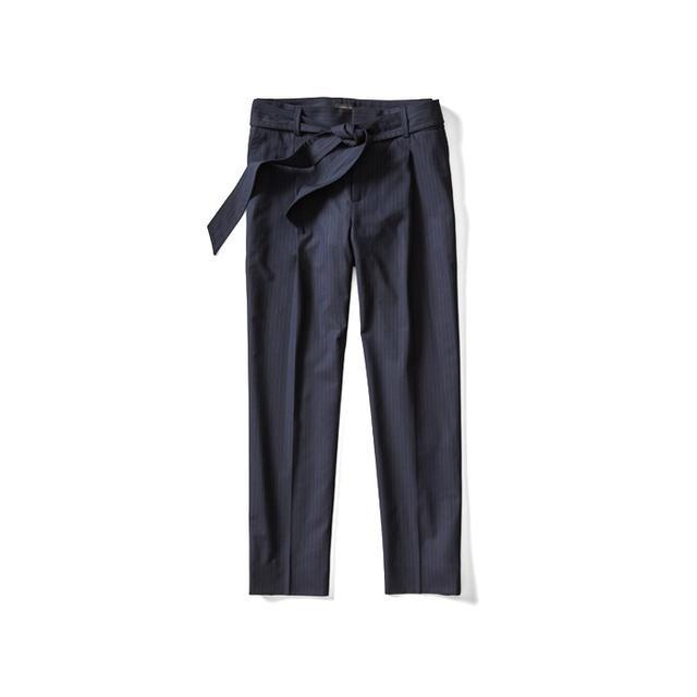 Banana Republic Avery-Fit Tie Stripe Pant