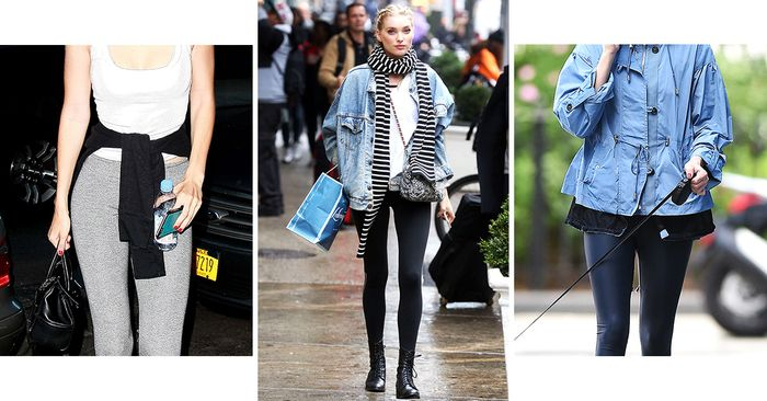 7 Things You Should Never Wear With Leggings Who What