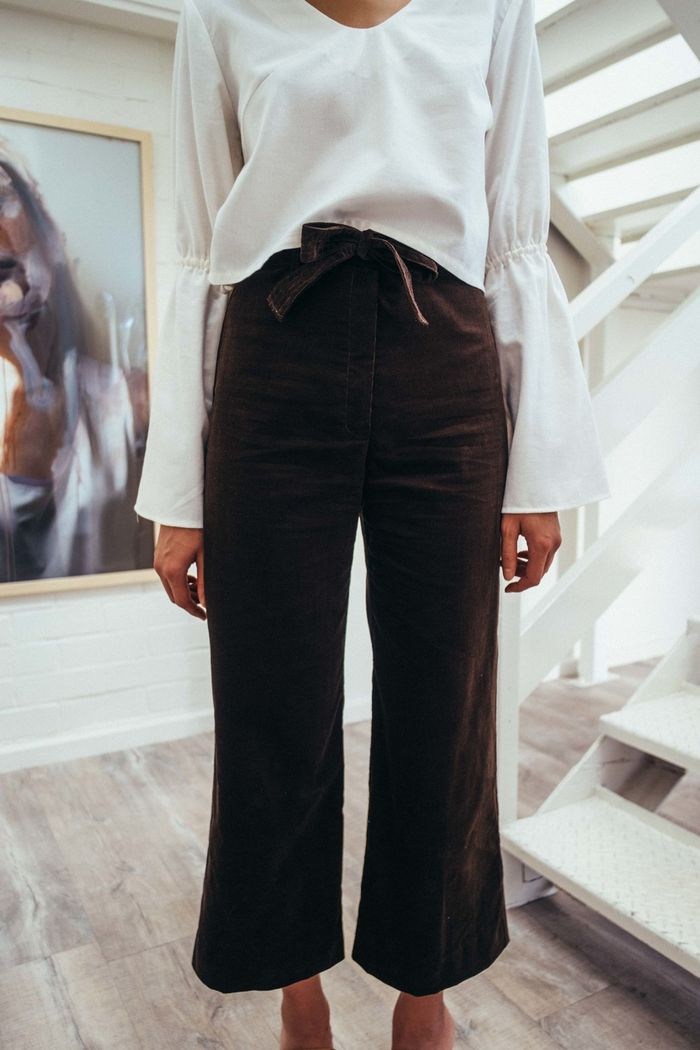 Hunter The Label Corduroy Gia Pants