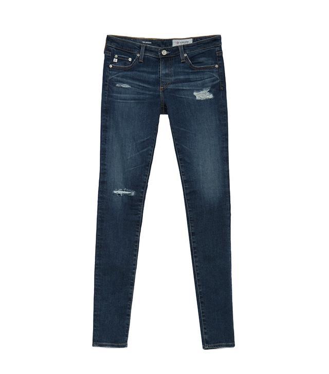 AG The Legging Super Skinny Jeans in 8 Years Wander