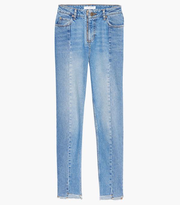 Celebrity Jeans: Sandro Straight Cut Jeans