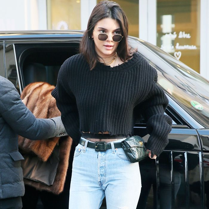 Celebrity jeans: Kendall Jenner