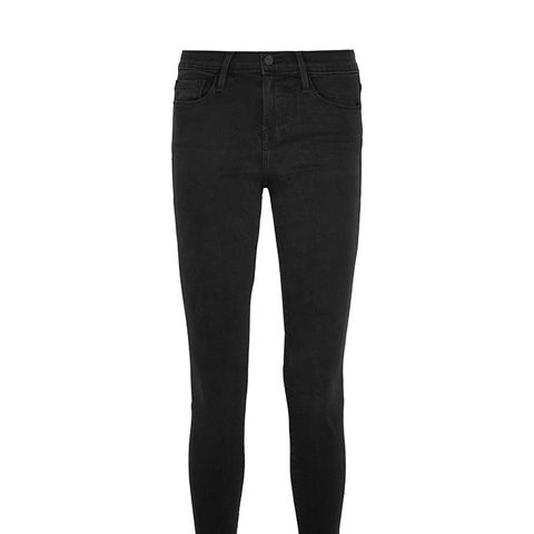 Le Skinny de Jeanne High Rise Jeans