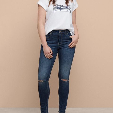Super-Slim–Fit Alexandra Jeans