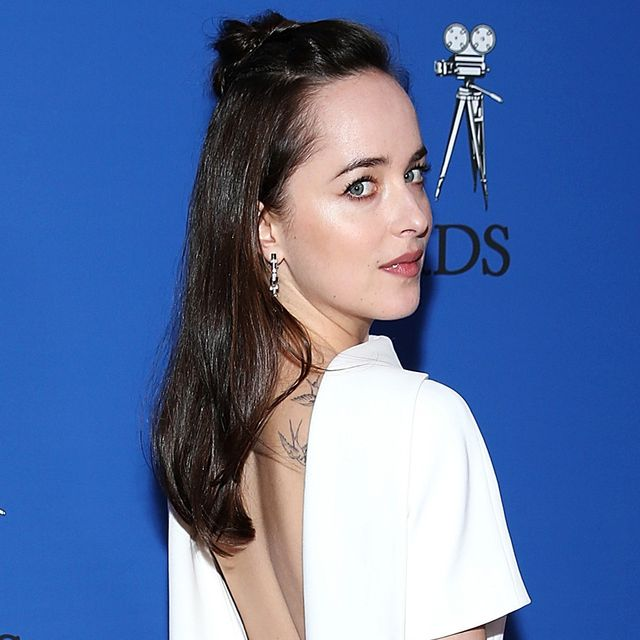 You Need to See Dakota Johnson's Outfit From Every Angle