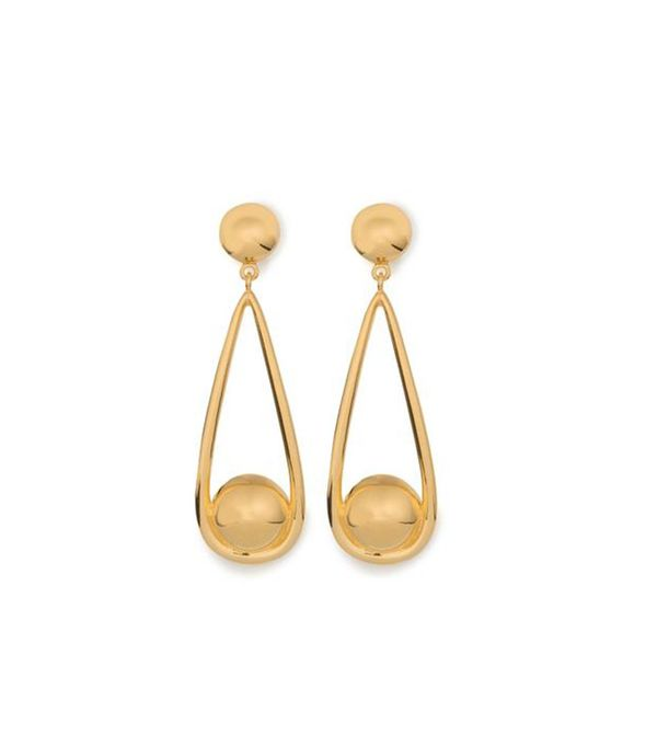 Agmes Claire Earrings