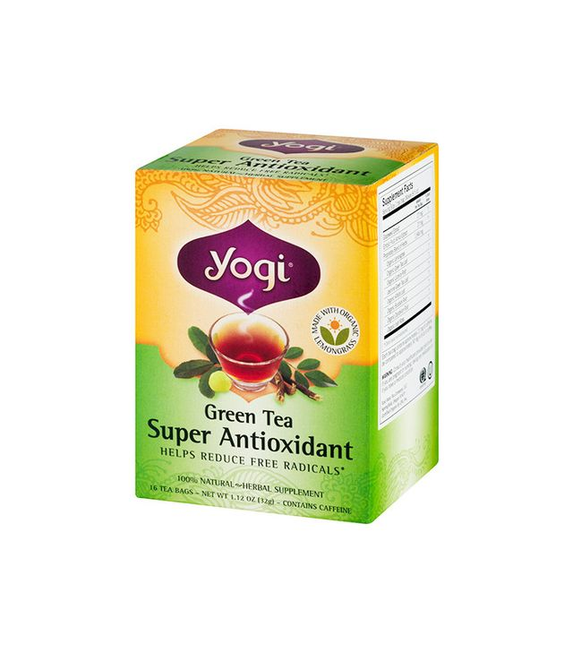 Yogi Tea Green Tea Super Antioxidant Tea