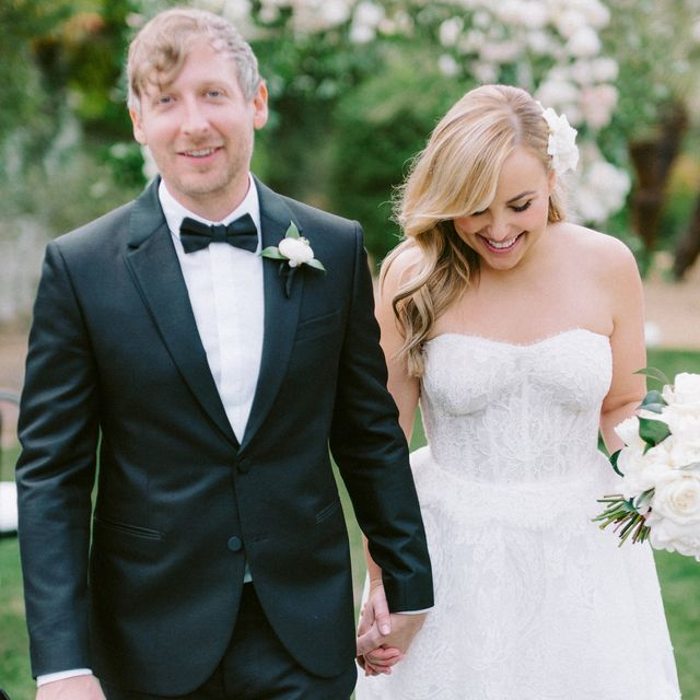 Inside the Totally Dreamy Wedding of Our Co-Founder Hillary Kerr