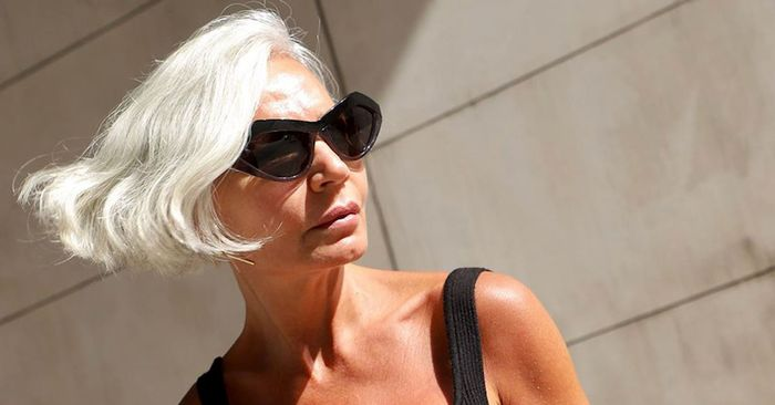Over-50 Women With Ridiculously Good Style