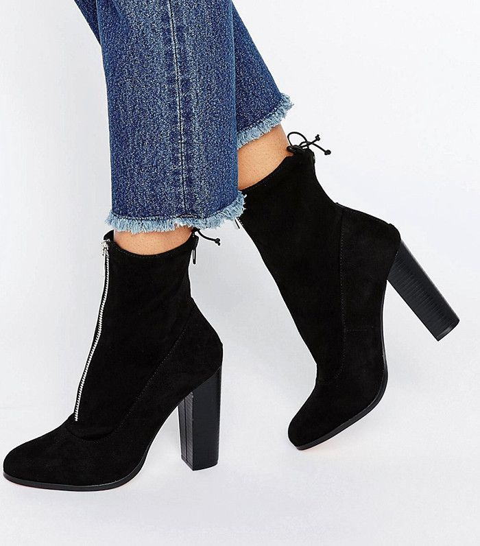 The Black Ankle Boots All the It Girls Are Wearing