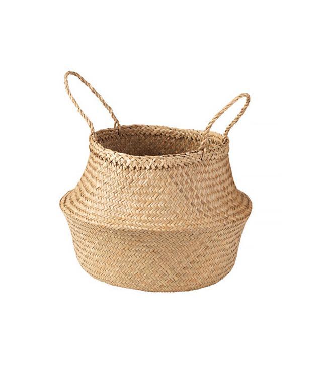 IKEA Fadis Seagrass Basket