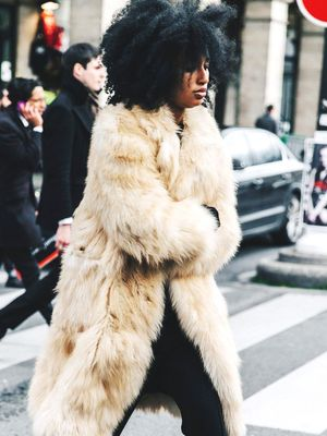 Faux Fur Coat - Fashion Trends and Celebrity Style | WhoWhatWear