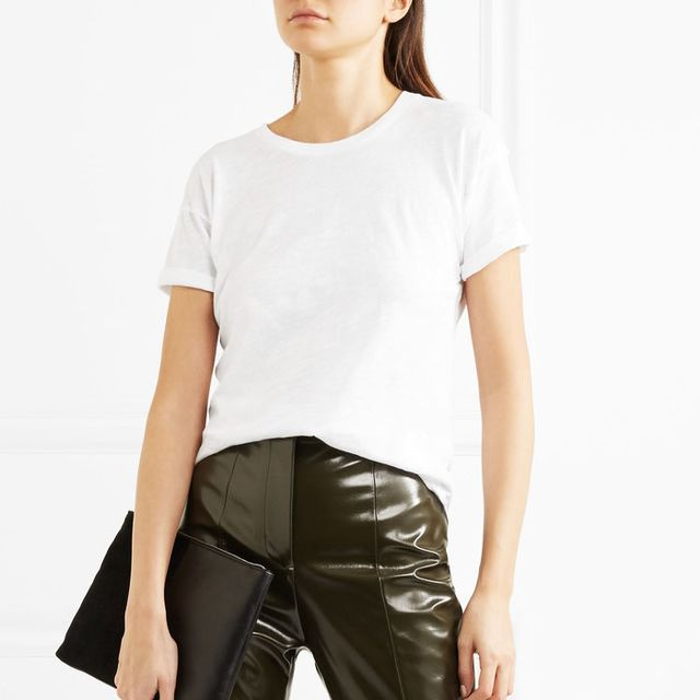 5 items a celebrity stylist would remove from your for Dingy white t shirts