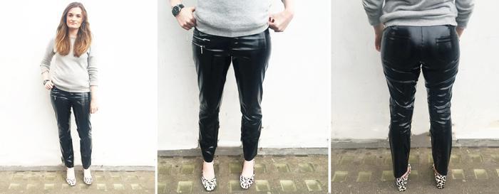 Best vinyl trousers: