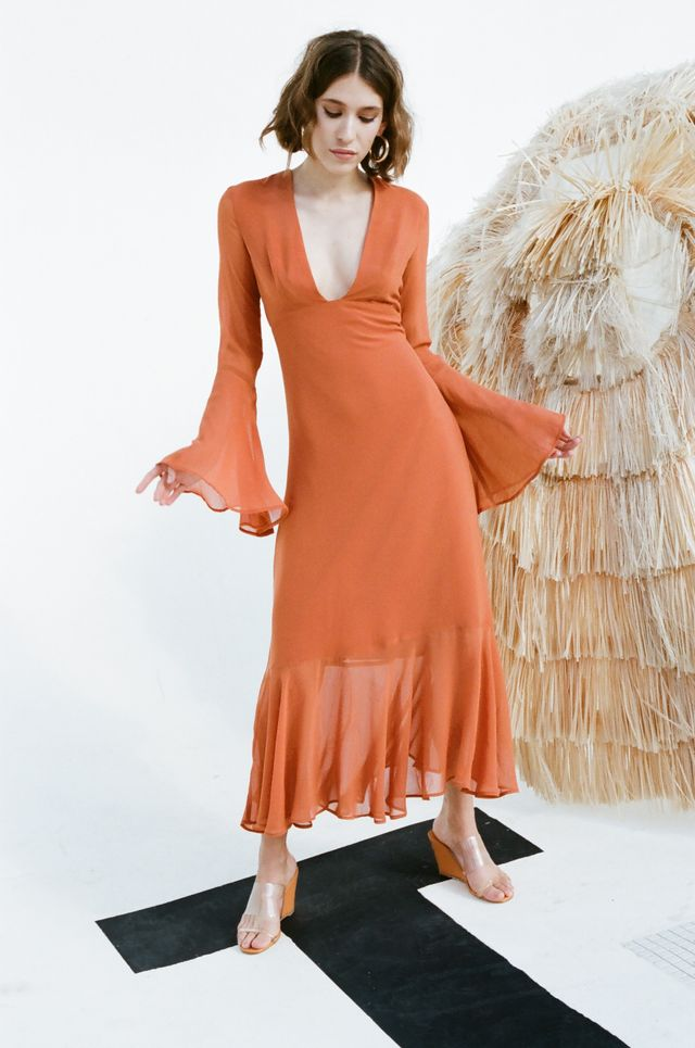 Staud The Luca Dress