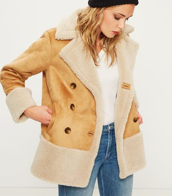 Mother Shearling Jacket