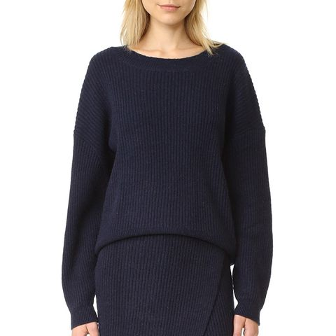 Corn Knit Pullover