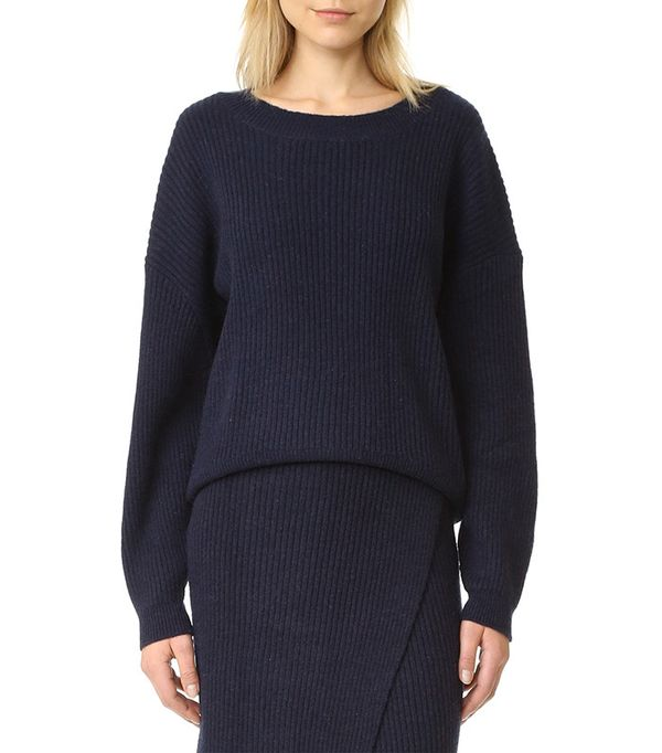 Just Female Corn Knit Pullover