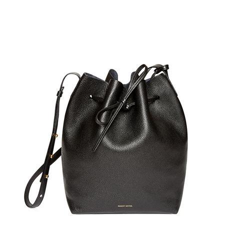 Bucket Bag in Black