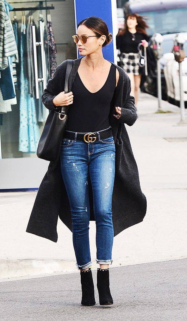 7 Ways to Wear Skinny Jeans on Date Night