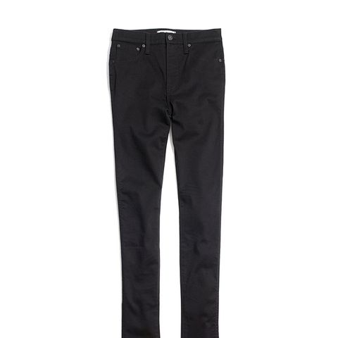 """10"""" High-Rise Skinny Jeans in Carbondale Wash"""