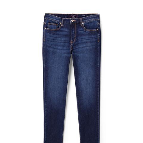 Plus Size Slim-Fit Susan Jeans