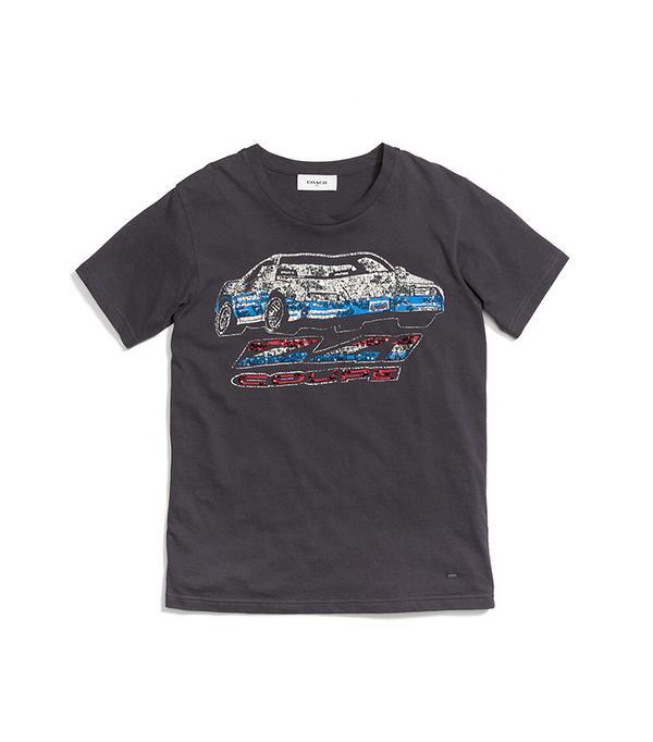 Coach Car T-Shirt