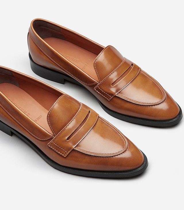 Everlane Modern Penny Loafers
