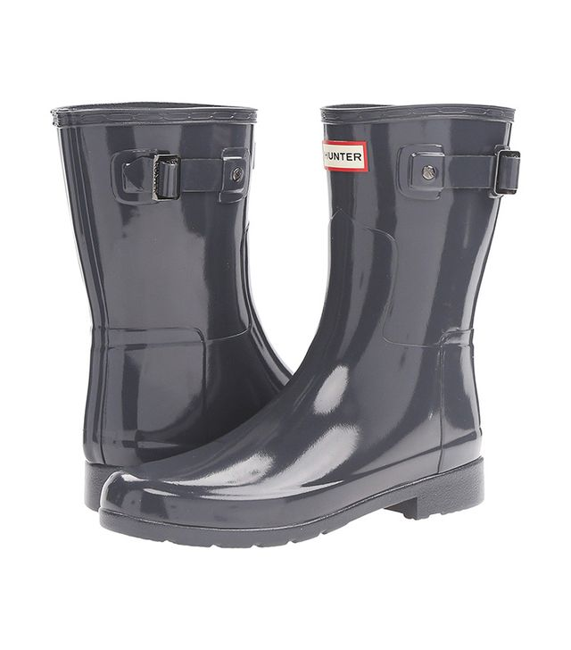 Hunter Original Refined Short Gloss Rain Boots