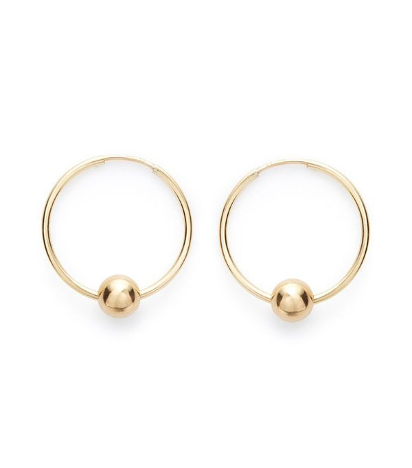 Stella and Bow Wilcox Hoops
