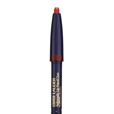 Automatic Lip Pencil Duo Refill in Fig