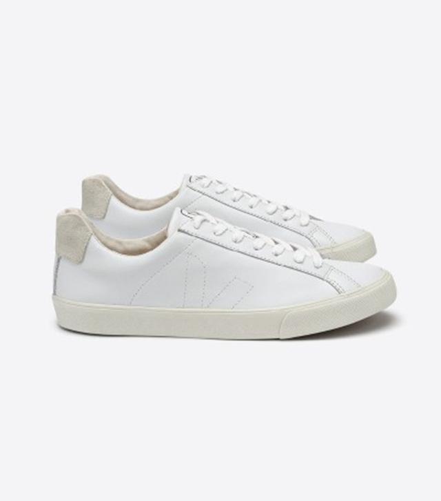Veja Esplar Leather Extra White
