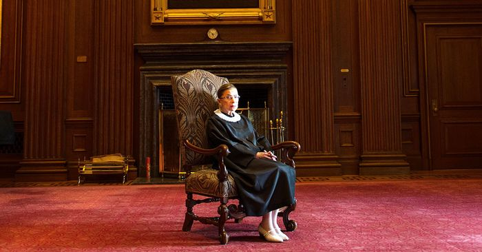 New Pioneer Travel >> Here's What Notorious RBG Wants You to Know About Working ...