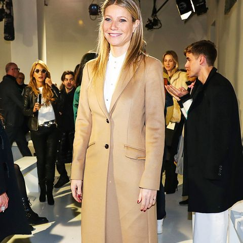 New York Fashion Week February 2017 Front Row: Gwyneth Paltrow