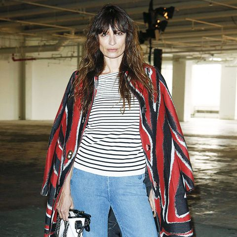 New York Fashion Week February 2017 Front Row: Caroline de Maigret