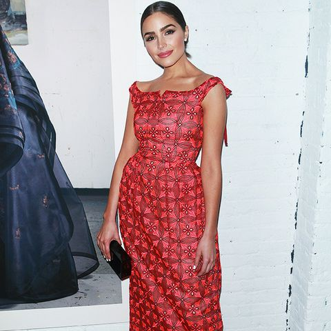 New York Fashion Week February 2017 Front Row: Olivia Culpo