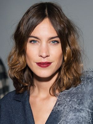 Alexa Chung Just Wore Her Converse in the Most Unexpected Way