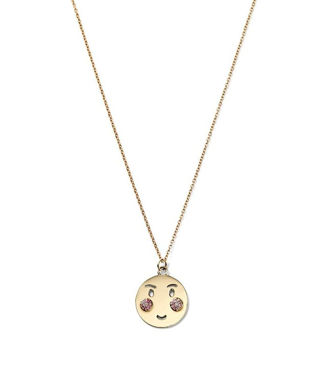 Alison Lou Bashful Necklace
