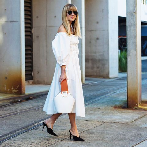 If You Have Ladylike Style, You'll Obsess Over This Net-a-Porter Girl