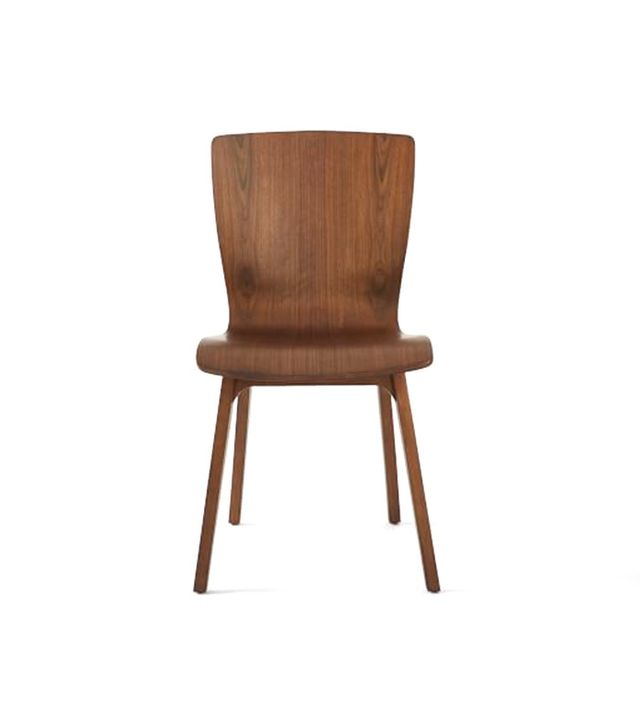 West Elm Crest Bentwood Chair
