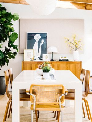 Inside an Interior Designer's Light-Filled Midcentury Denver Ranch