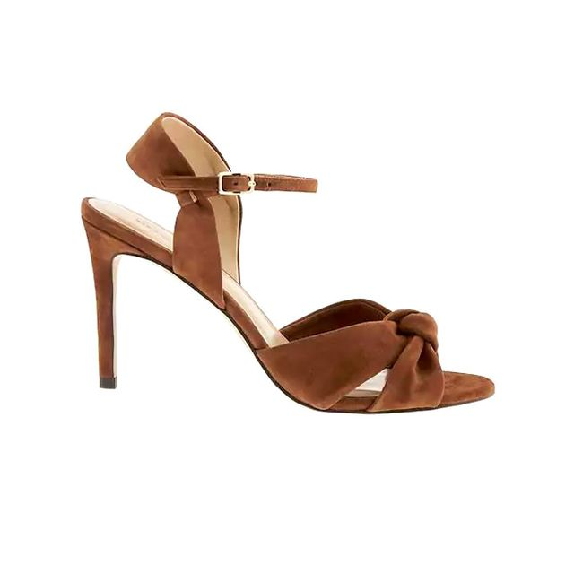 Banana Republic Knotted High Heel Sandal