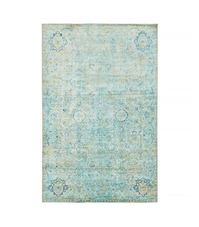 ABC Carpet & Home Color Reform Silk Overdyed Rug