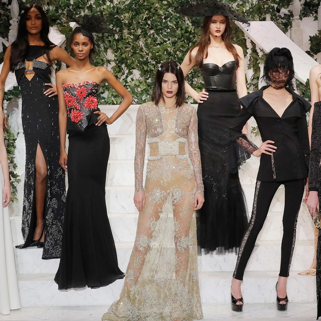 This Runway Show Created the Ultimate Model Apartment