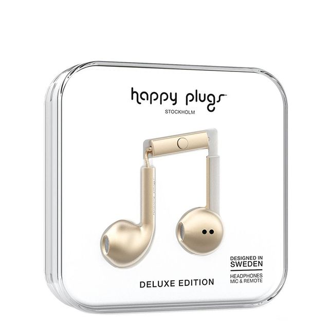 Silver Earbuds
