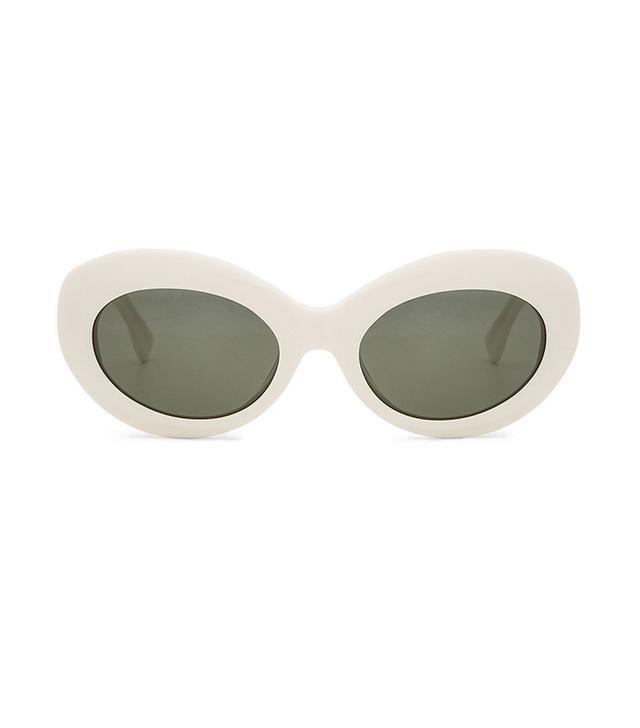 Raen Ashtray Sunglasses in Peroxide